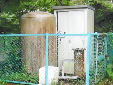受水槽設備