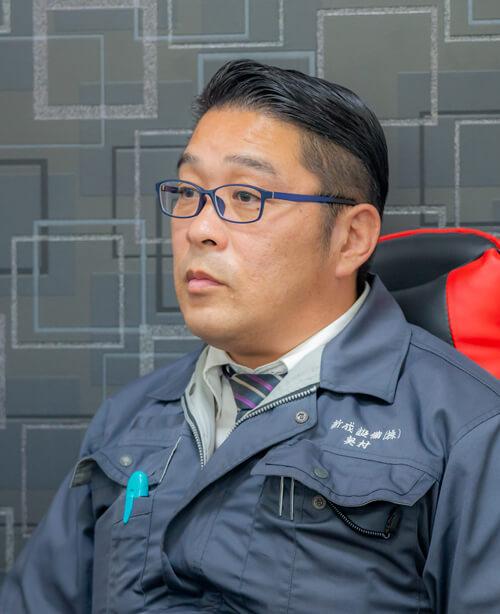 代表取締役 奥村暢浩